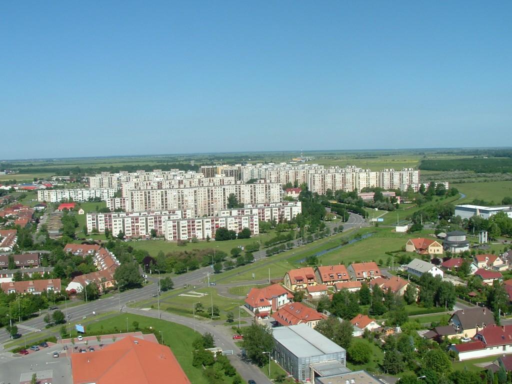 Széchenyi lakótelep