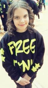 Vitóris Dorina 3a. Free Feelings tánc csoport tagjaként,Szolnokon 1.helyezést ért el a csapatával!!!!